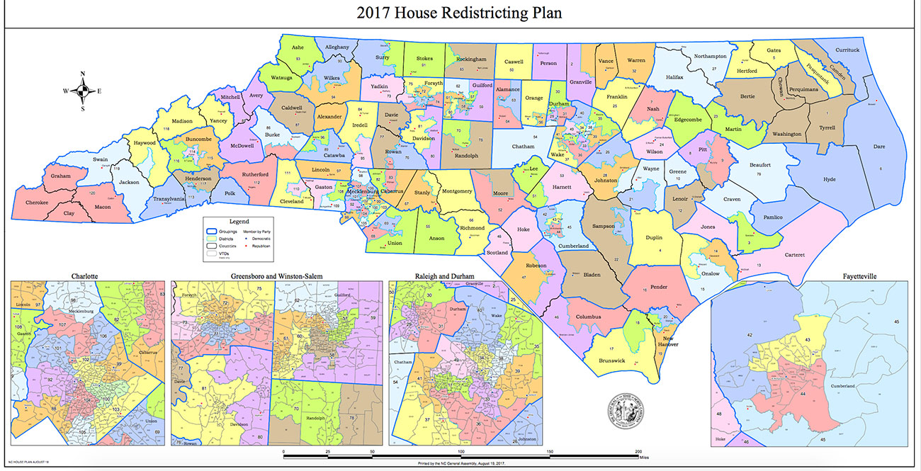 Behold the smackdown of gerrymandering that are your 4,300 ...