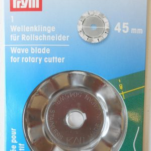 Wave blade for rotary cutter / 212013