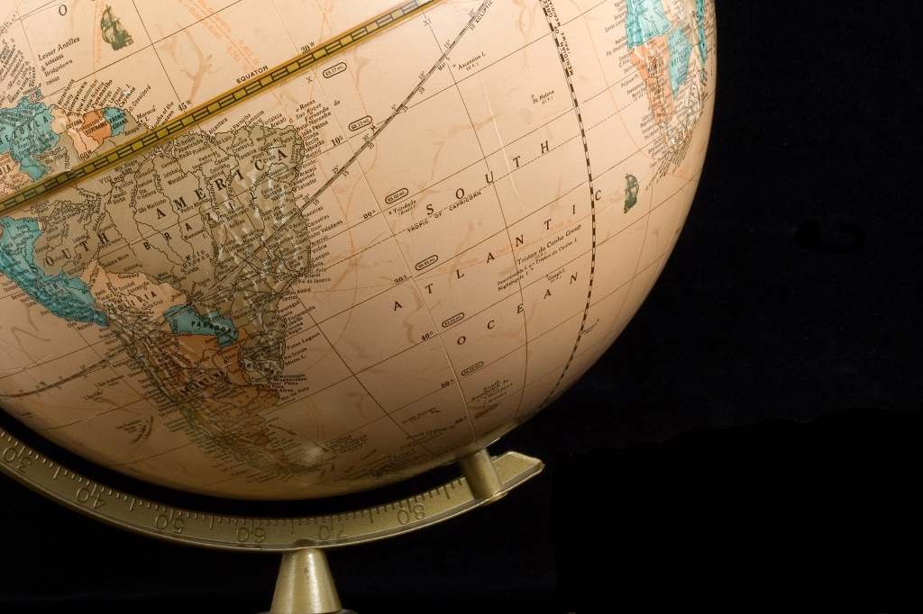 Knowlton Maps and Globes Quiz ppt