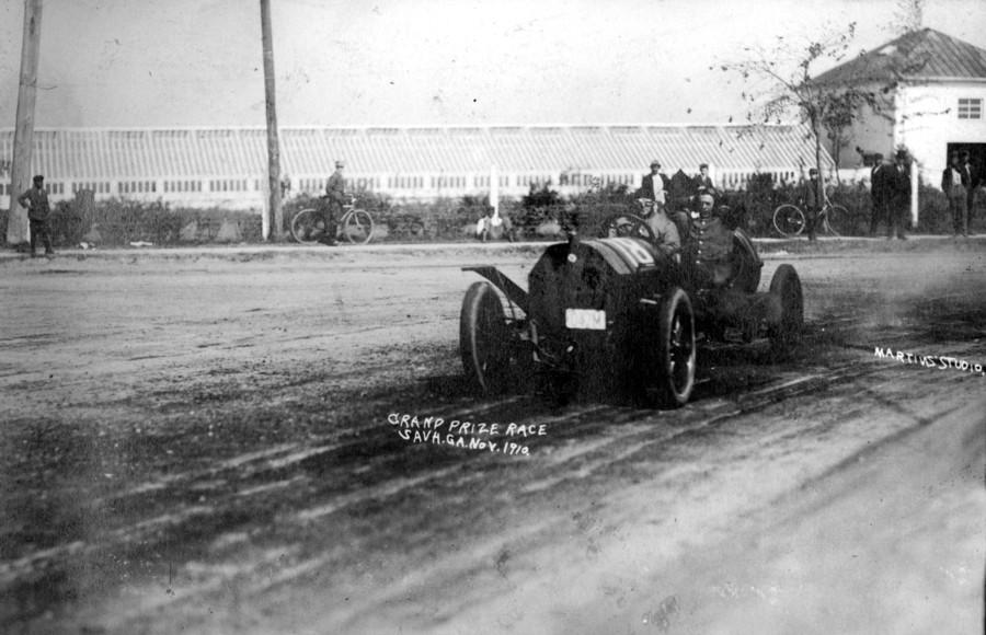 Track Savannah Race Georgia