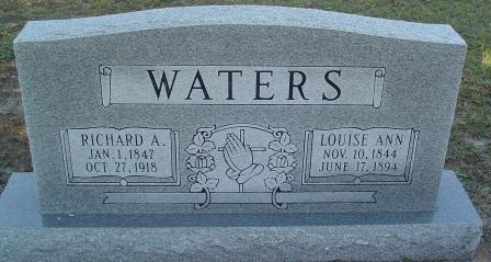 Chazzcreations waters Family History My Family Comes