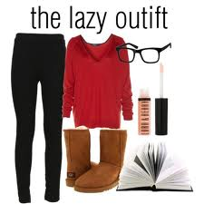 Lazy (but classy!) Monday Outfit | Fashion on a College Budget