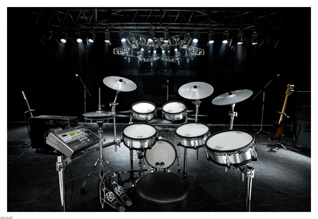 Used Electronic Drum Set     CHEAPELECTRONICDRUMSET     upheaval electronic drum set  218961  241113 bigthumbnail
