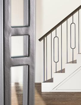 Wrought Iron Balusters For Stairs Cheap Stair Parts | Iron Spindles For Sale | Contemporary | Stair | Balcony | Iron Rod | Wrought Iron