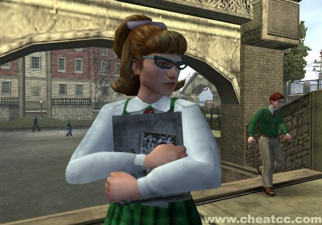Bully Review Preview For Playstation 2 Ps2