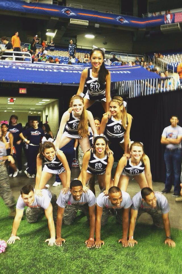 Rice University Cheerleading