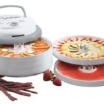 Dehydrating Foods Is Easy: Nesco Snackmaster Pro Food Dehydrator FD-75A