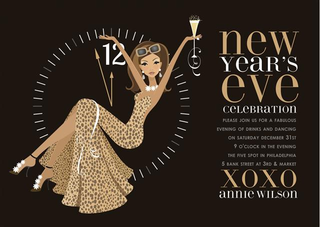 New Year Celebration Invitation Email     Merry Christmas And Happy     new year celebration invitation email