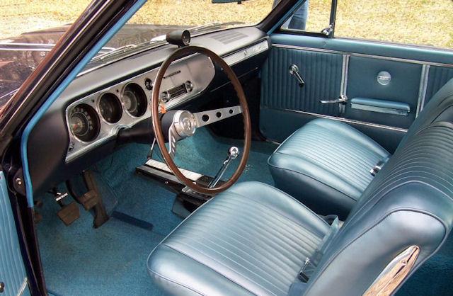 Seats Seats 65 Chevelle
