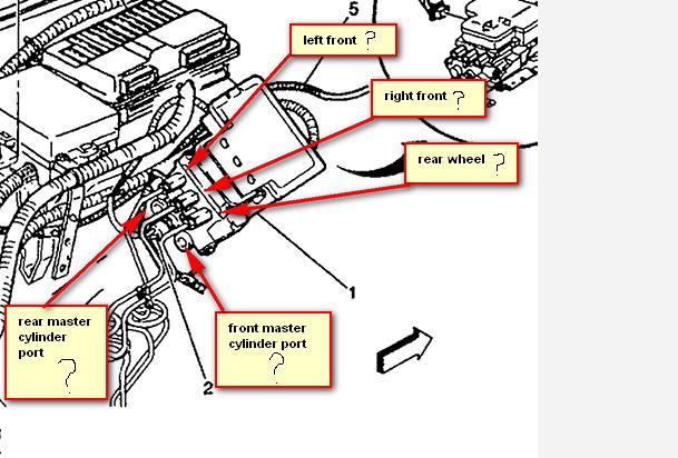 05 Impala Vacuum System
