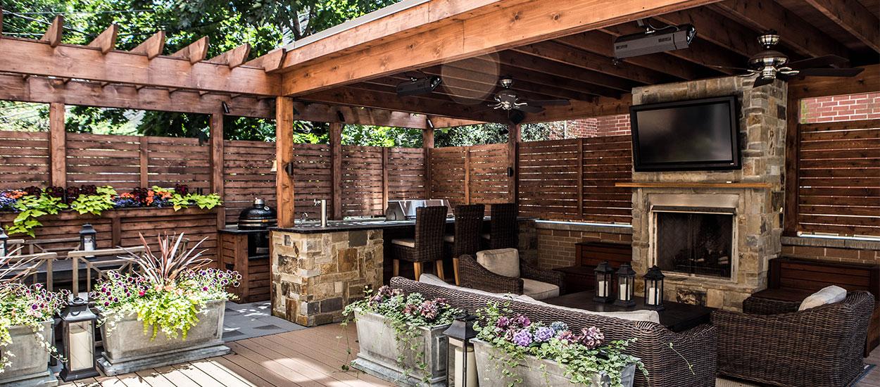Heavenly Garage Roof Deck Chicago Roof Deck Garden