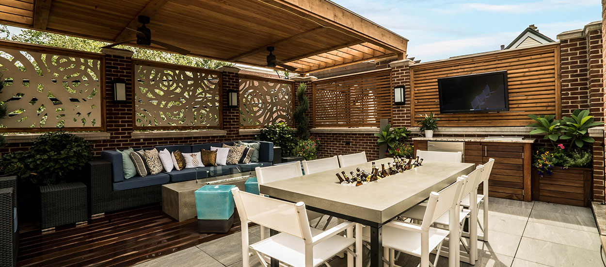 Award Winning Chicago Roof Deck Company Joyous Outdoor