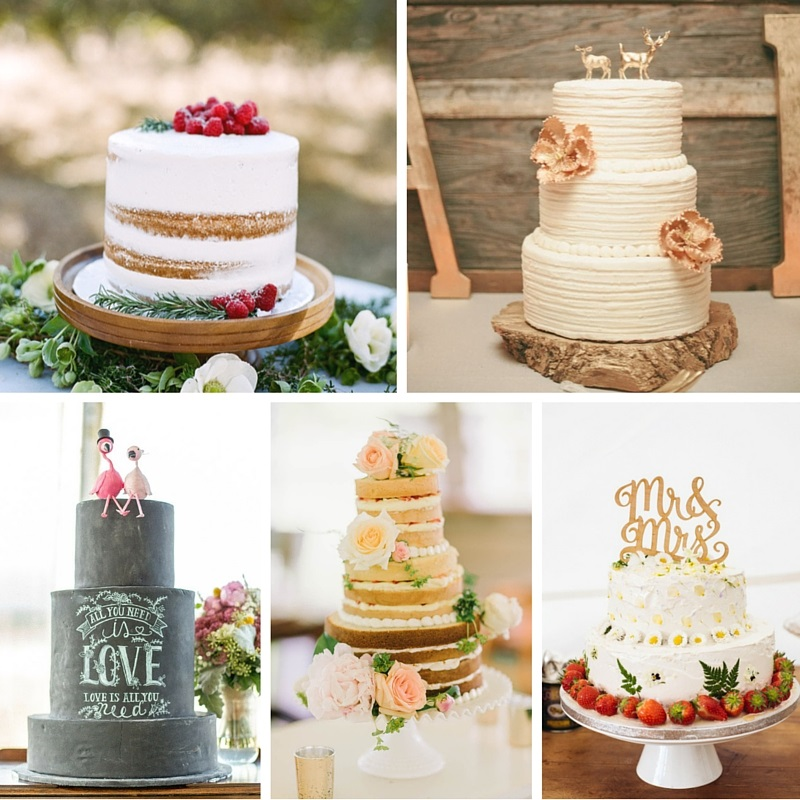 20 Creative Wedding Cake Toppers   Chic Vintage Brides   Chic     20 Fabulous Wedding Cake Toppers