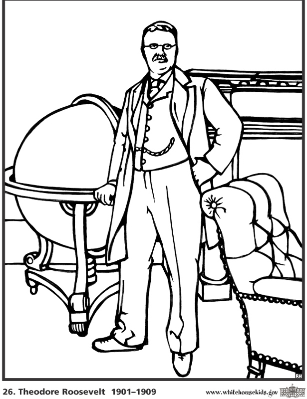Henry Ford Book Coloring