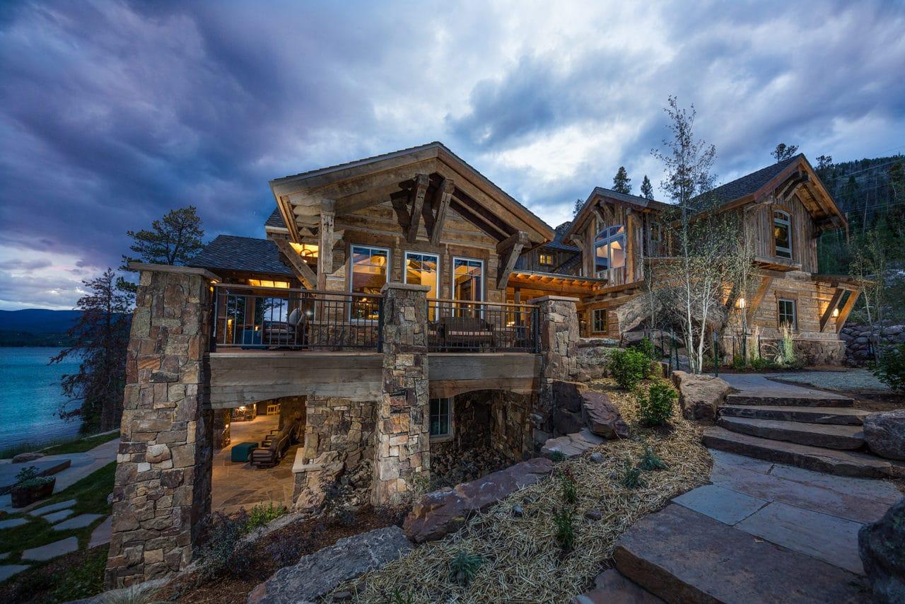 Best Kitchen Gallery: High End Homes Luxury Home Builders Colorado of Home Builders Colorado on rachelxblog.com
