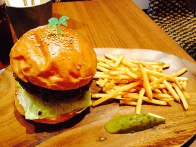 Island Burgers | tokyo chillin'