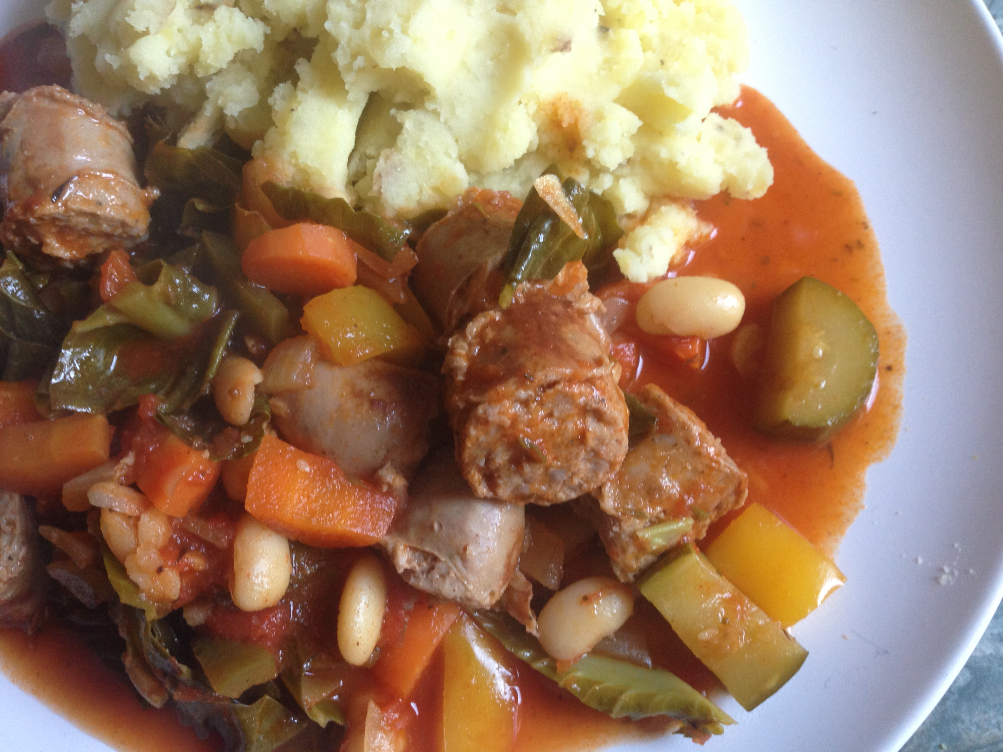 Sausage Casserole Recipe Dishmaps