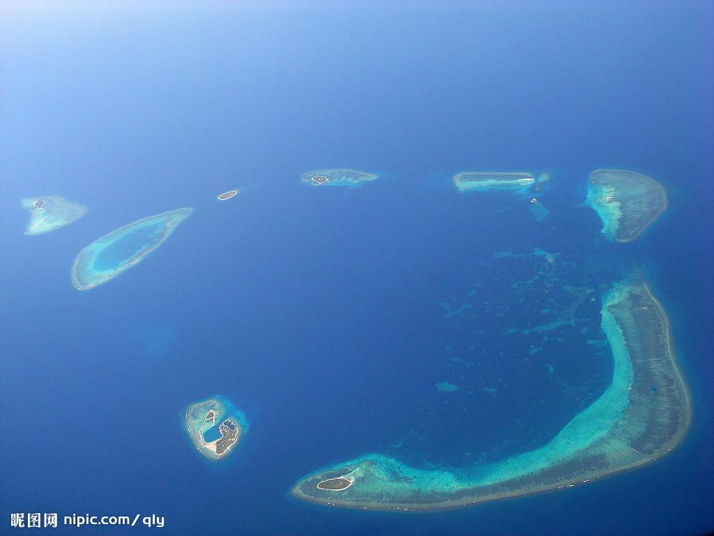 And China Sea South China