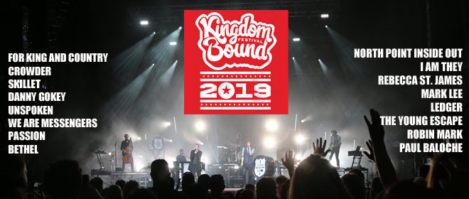 WIN Full Admission to Kingdom Bound 2019