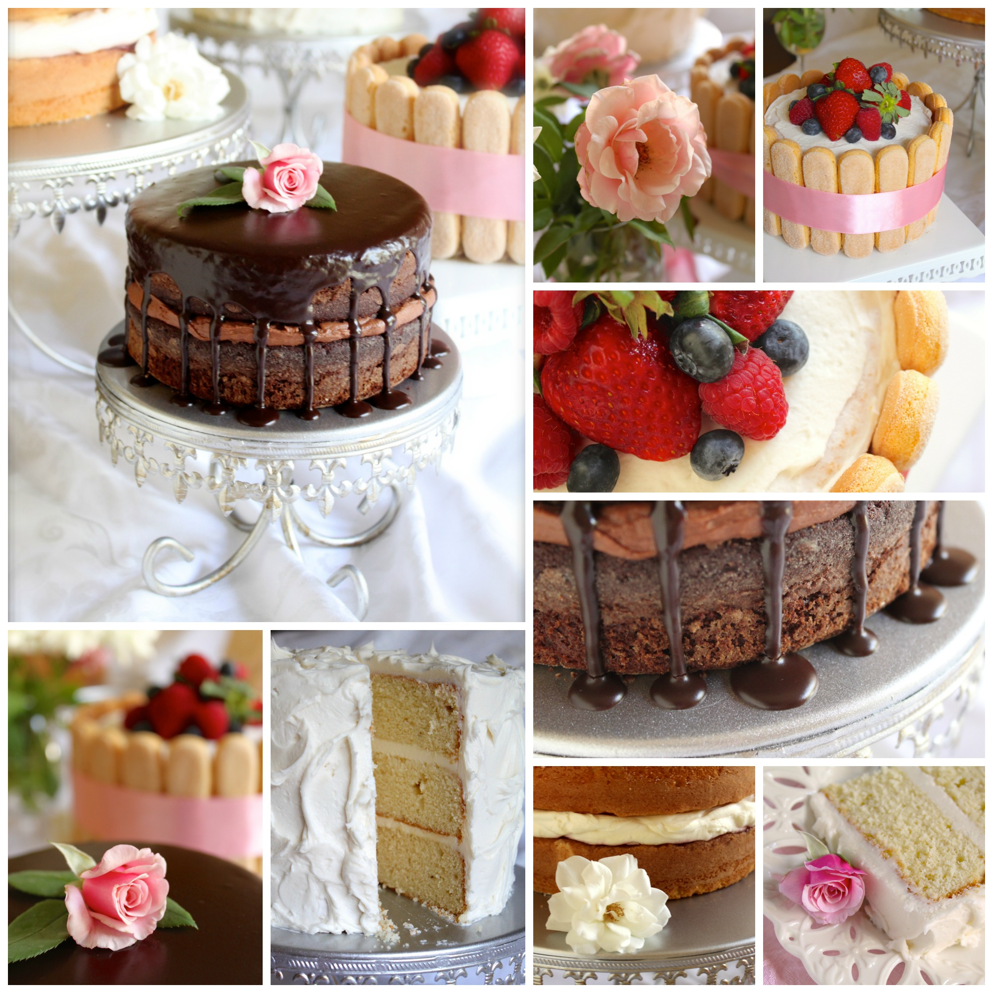 A Cake Decorating Tutorial for Impressive Results  for the Cake     CakeCollage
