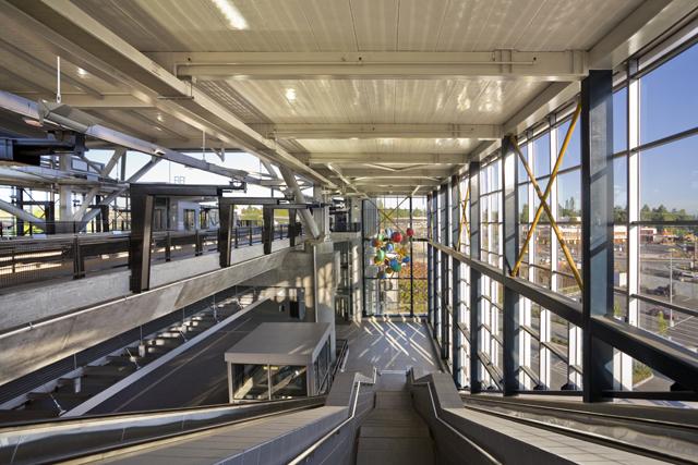 Tukwila Light Rail Station
