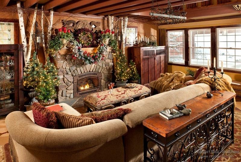 Table Set Living Room