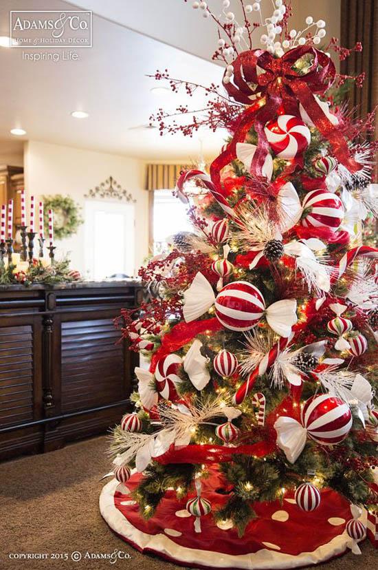 Elegant Christmas Tree Decorating Ideas Christmas