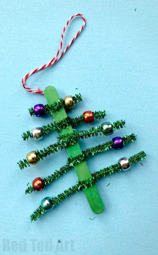 christmas ornaments popsicle sticks # 73