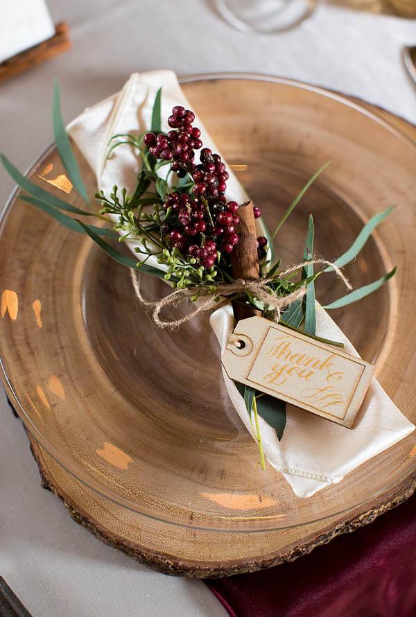 Christmas Wedding Decorations Ideas