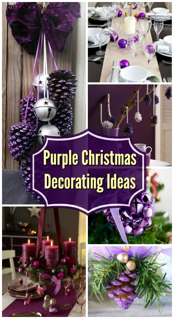 Christmas Decorations Pinterest Holiday