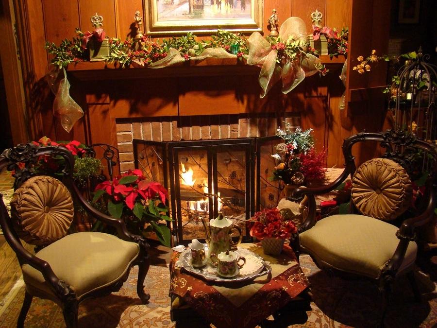 Christmas Decorations Small Room