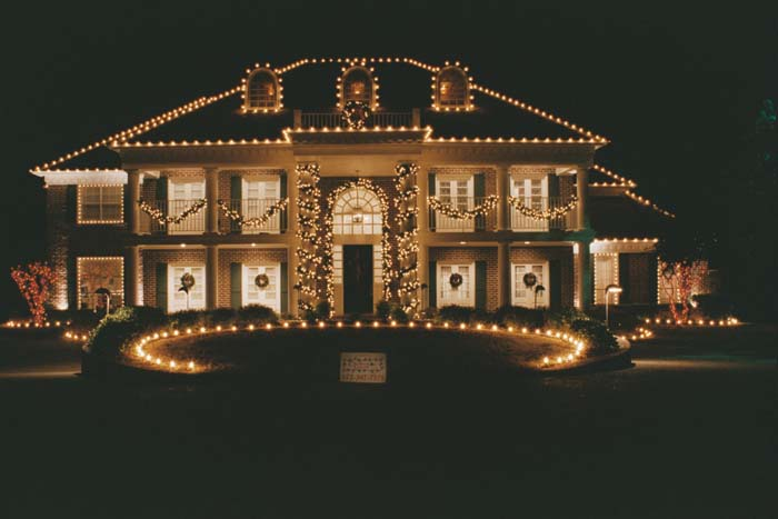 Christmas Lights Northern Virginia
