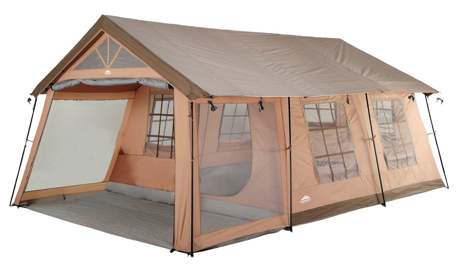 Northwest Territory Front Porch Tent Manual