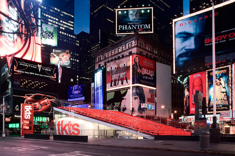 Chrofi Projects Tkts Times Square