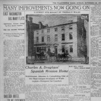 The Washington times   Washington  D C    1902 1939  November 26     The Washington times   Washington  D C    1902 1939  November 26  1905   Real Estate News of Washington  Page 3  Image 38      Chronicling America       Library of