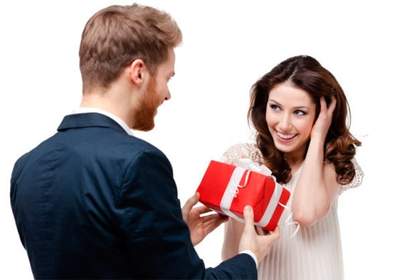 Gift with delivery