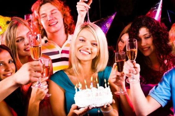 Hoe origineel, koel en interessant om een vriend van verjaardag te feliciteren