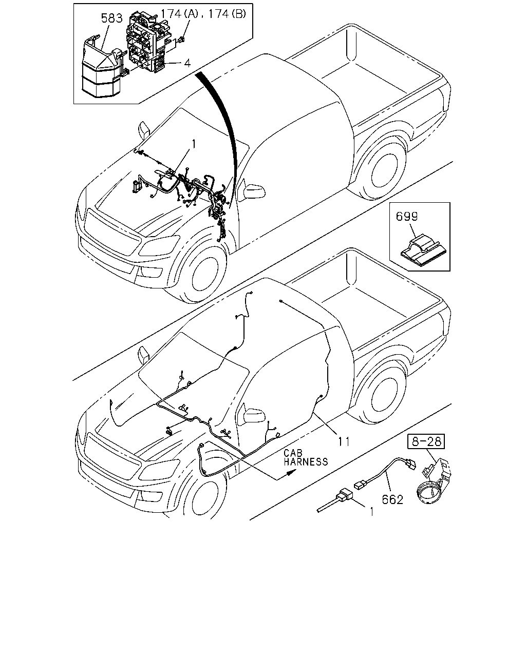 A tfb6sf 4x2 regular cab long