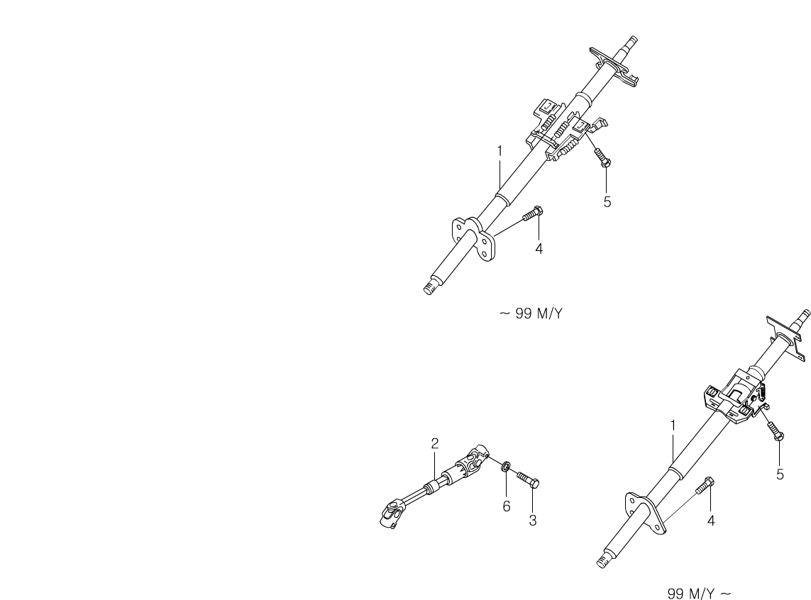 Daewoo Musso Wiring Diagram