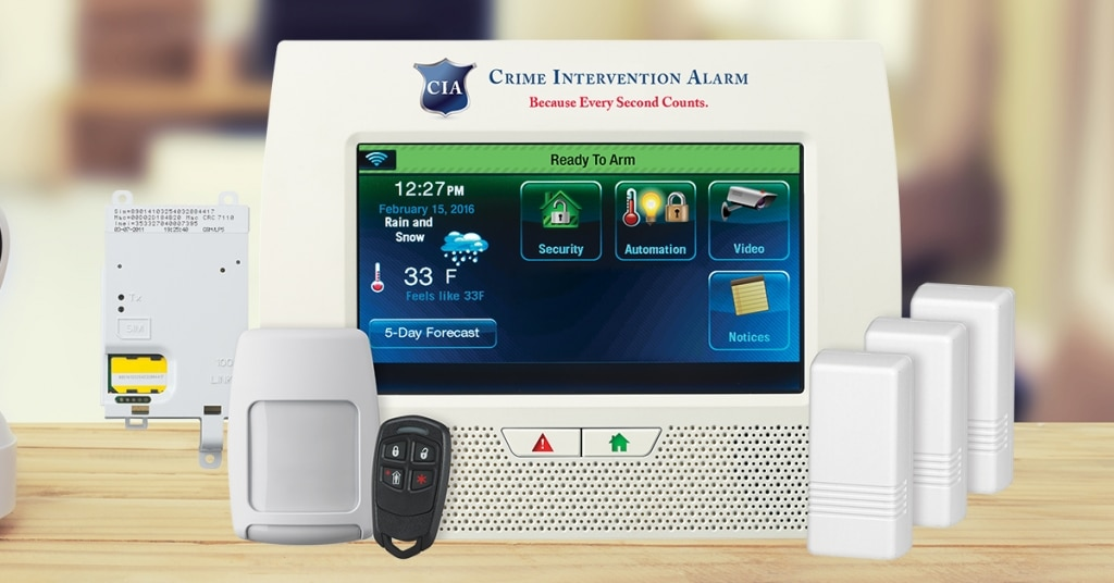 Monitored Home Security Alarm Systems