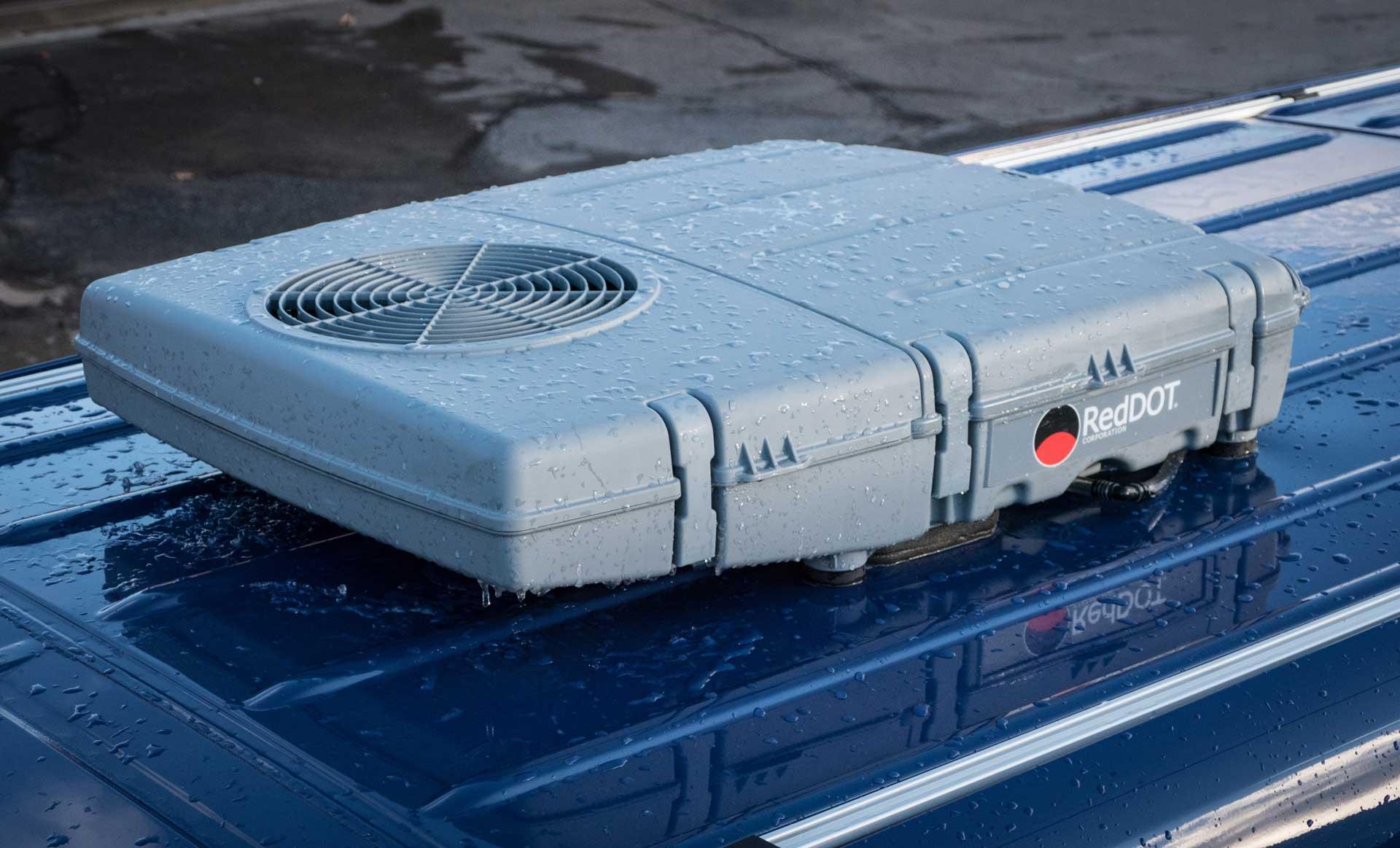 Cargo Van Air Conditioner