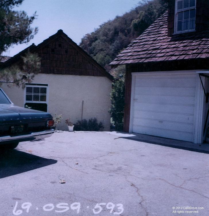 10050 Cielo Drive Crime Scene Photos Archives