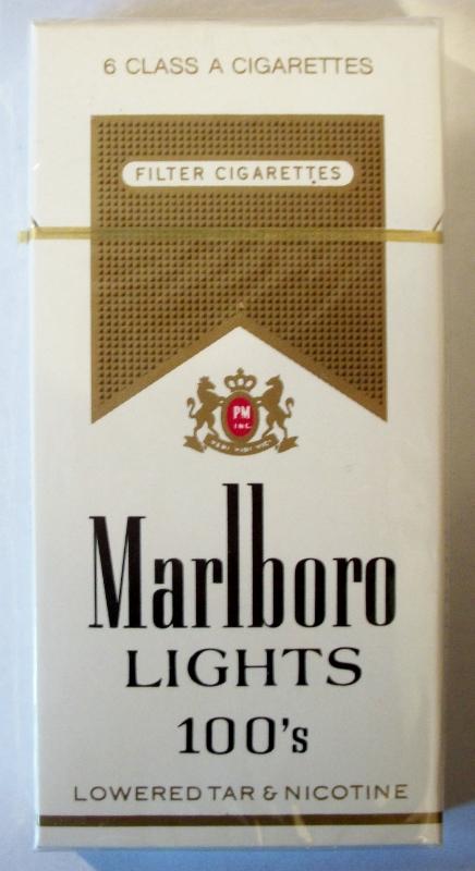 Marlboro Lights 100