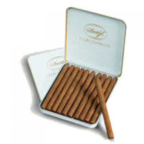 Davidoff Club Cigarillos (Pack of Ten)