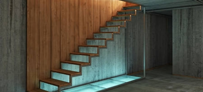 Planning A Basement Staircase Build Doityourself Com | Cost To Replace Basement Stairs | Stair Case | Stair Tread | Carpet | Hardwood | Unfinished Basement