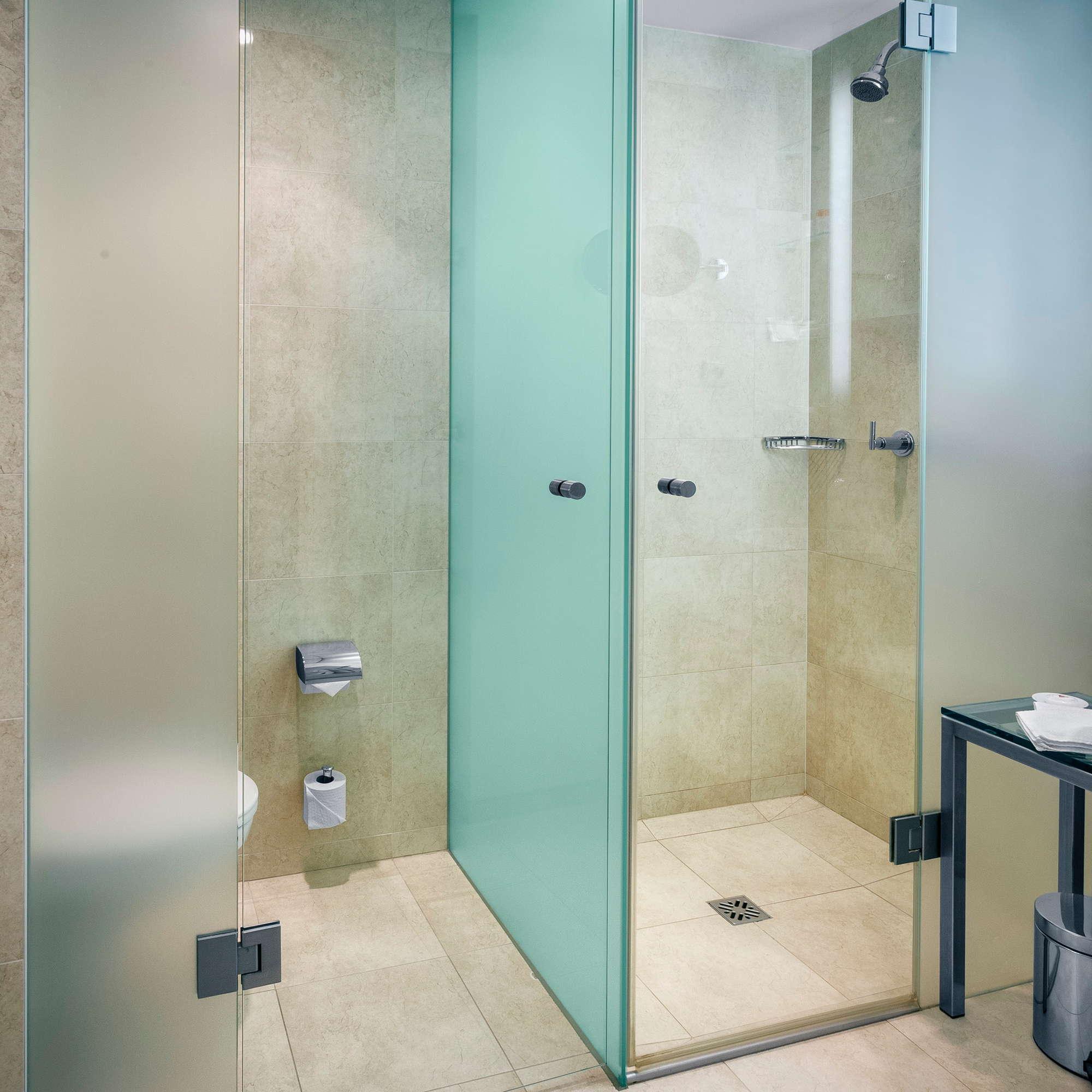 Etched Shower Doors Cast