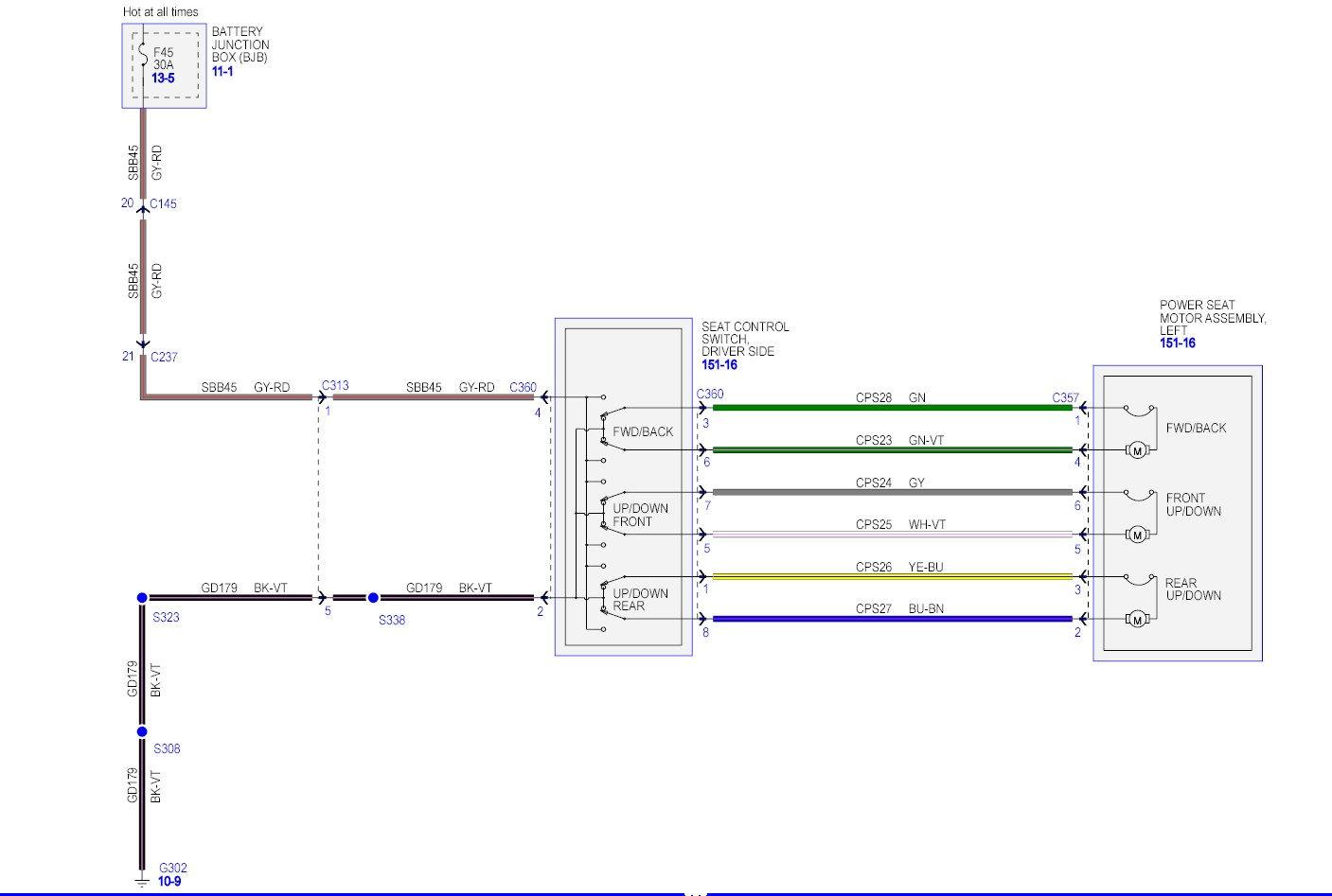 Mitchell Wiring Diagram Schematics