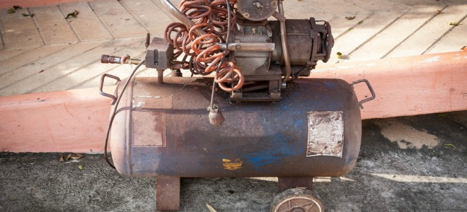 How To Blow Out A Sprinkler System With An Air Compressor