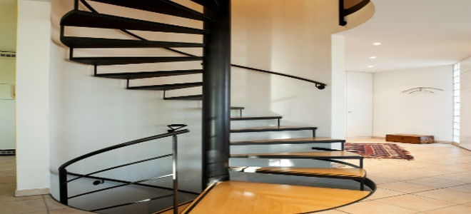 How To Measure For A Spiral Staircase Doityourself Com   Spiral Staircase Into Basement   Stair Railing   Attic Stairs   Stair Treads   Stairway   Staircase Ideas