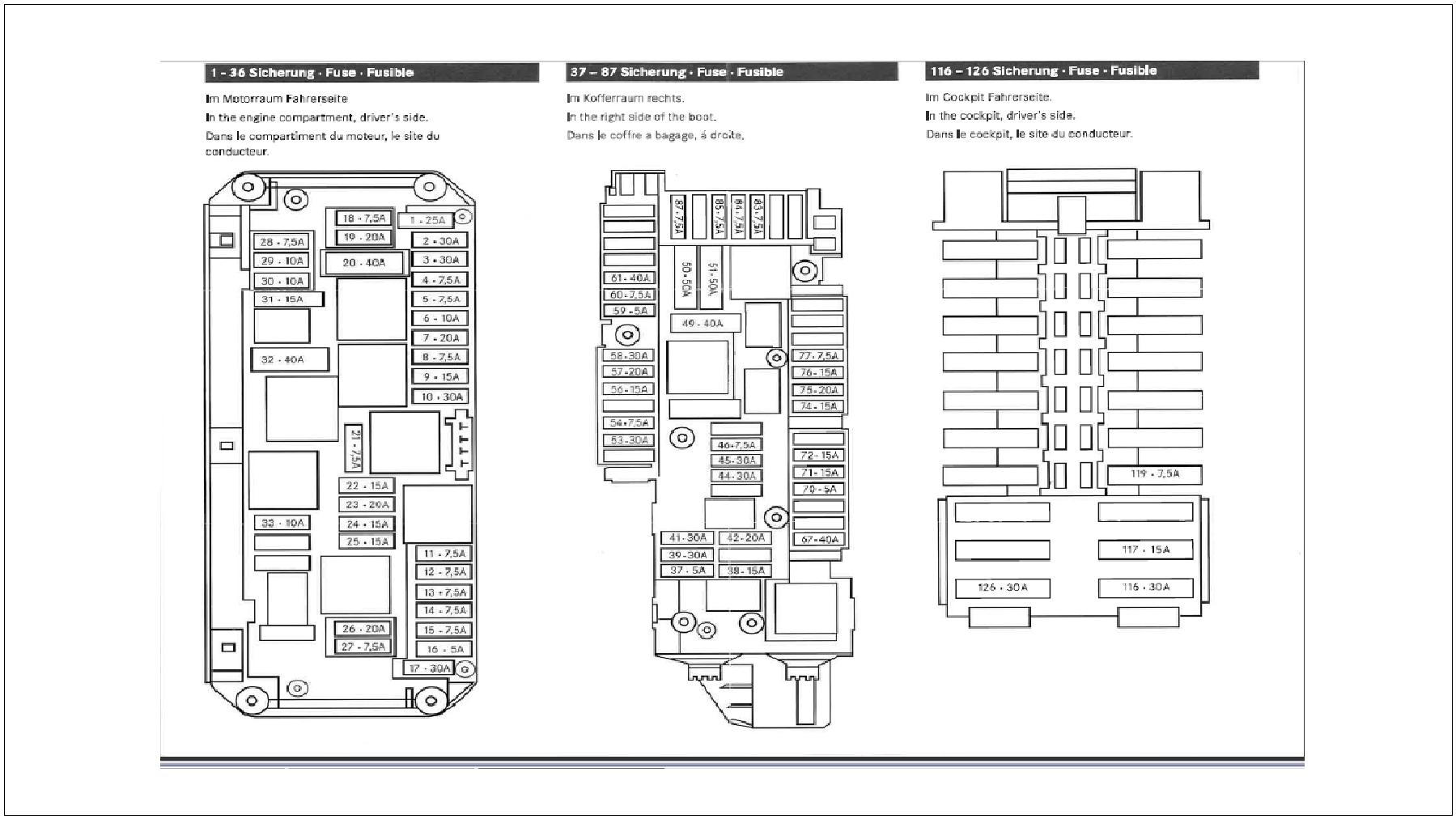 Mercedes Ml350 Fuse Box Diagram Wiring Library